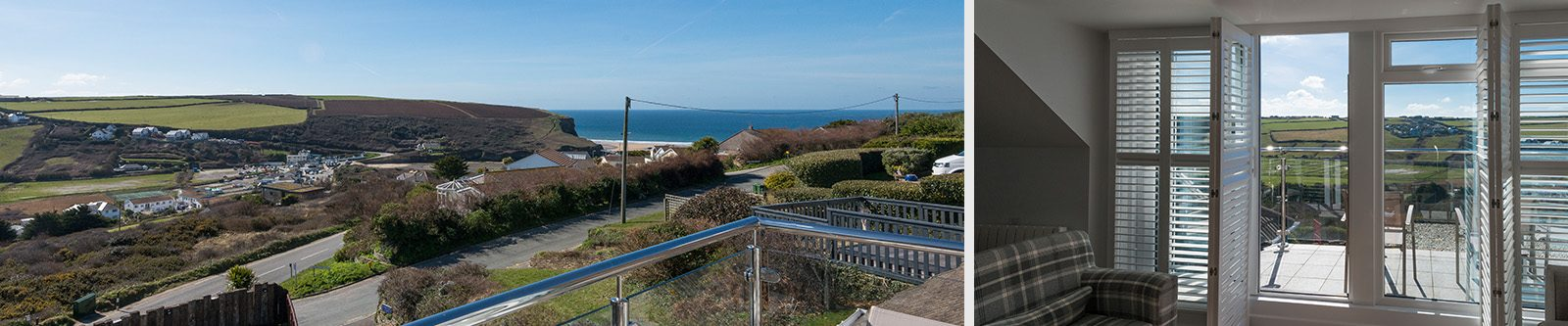 mawgan porth views