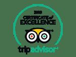 trip advisor 2018 certificate