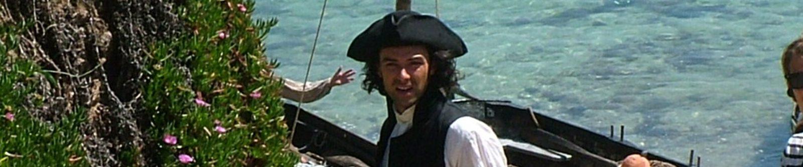 Aidan Turner as Poldark