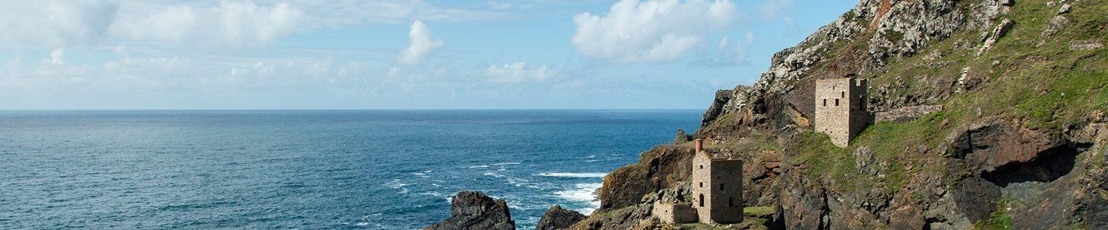 Botallack cliffs