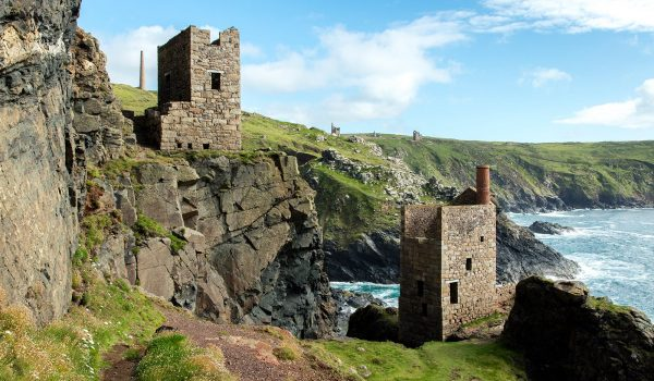 engine houses at Botallack