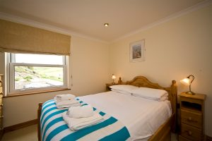 beachcombers double room in sea view