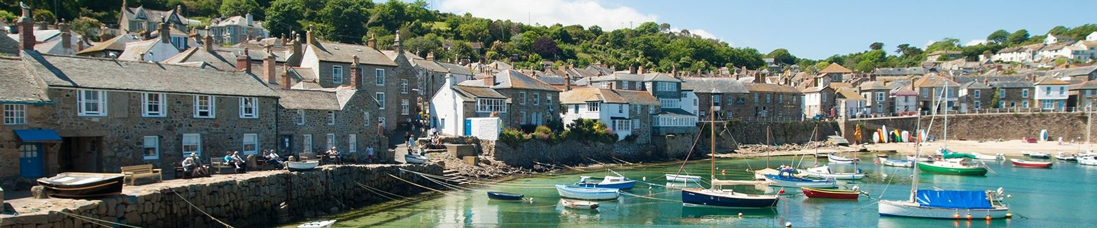 cottages around Mousehole