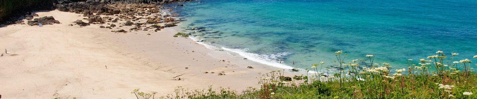 Portheras beach