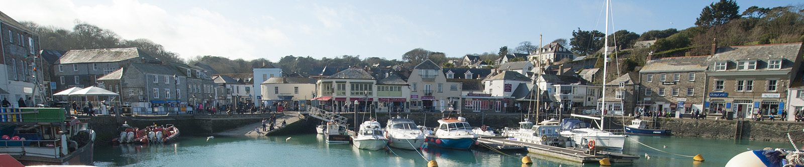 Padstow in winter