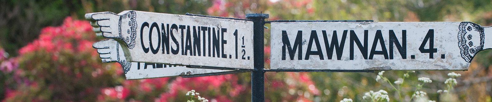 Constantine sign