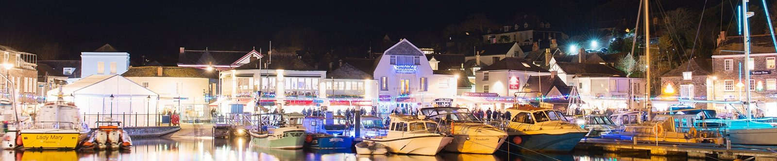 Padstow at Christmas