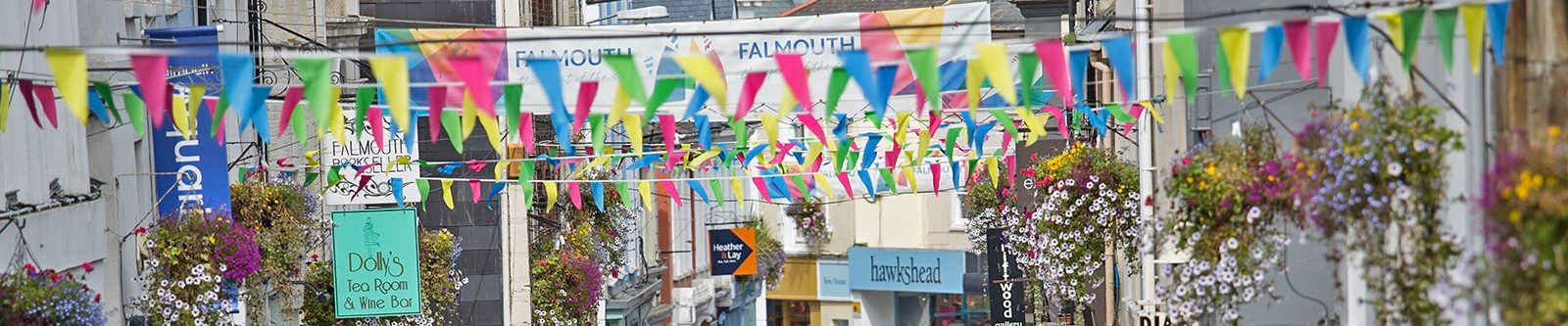 celebrations in Falmouth