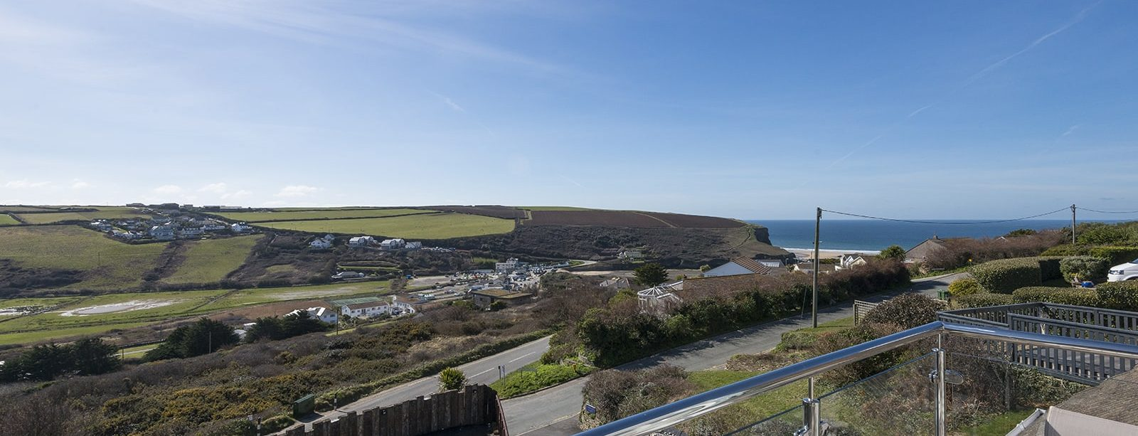 Self-catering holiday accommodation in Cornwall