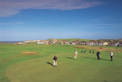 Bude golf course