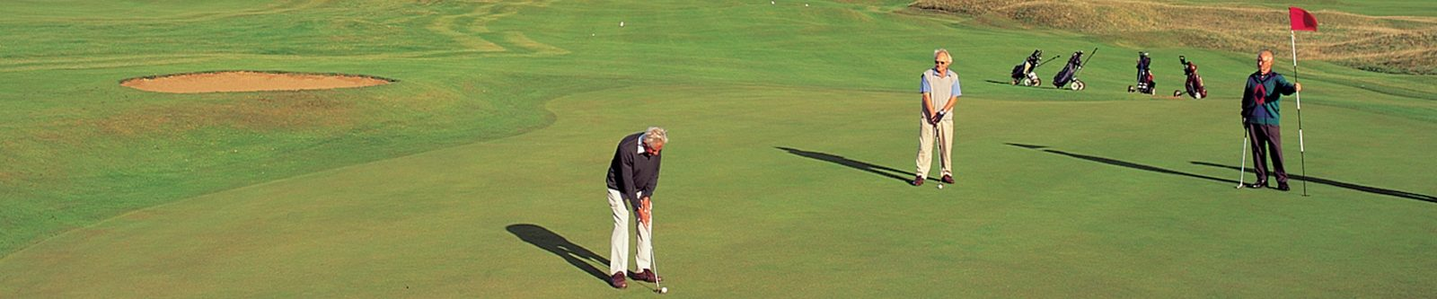Bude golf course