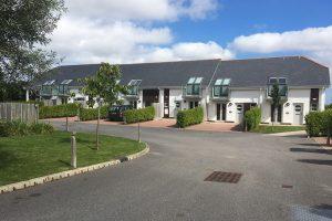 set of villas at Bay Retreat