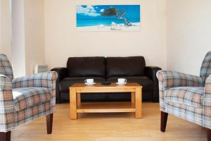 Lounge in Bay Retreat Villas