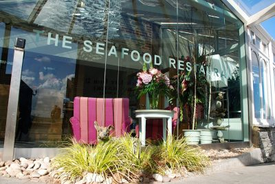 The Seafood Restaurant Padstow © Scabetti
