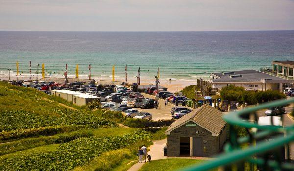 balcony view from Beachcombers