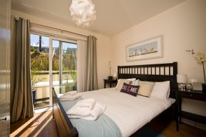 double room at the beach house 8
