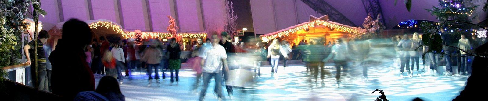 eden skating rink