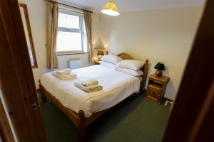tregurrian double bedroom