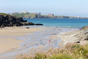 summertime at Porth