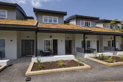 number 33 villa at Porth