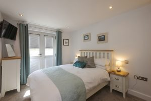double bedroom porth sands