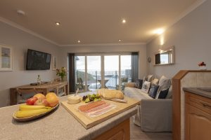 sea views at 32 Beachcombers