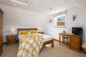Penthouse double bedroom